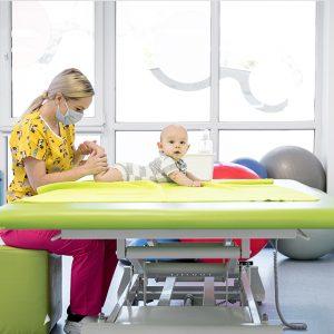 Pentru terapeuți – Curs Masajul Bebelușului
